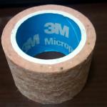 深爪とか指の皮剥く癖ある方、サージカルテープが隠すのに最適ですよ。